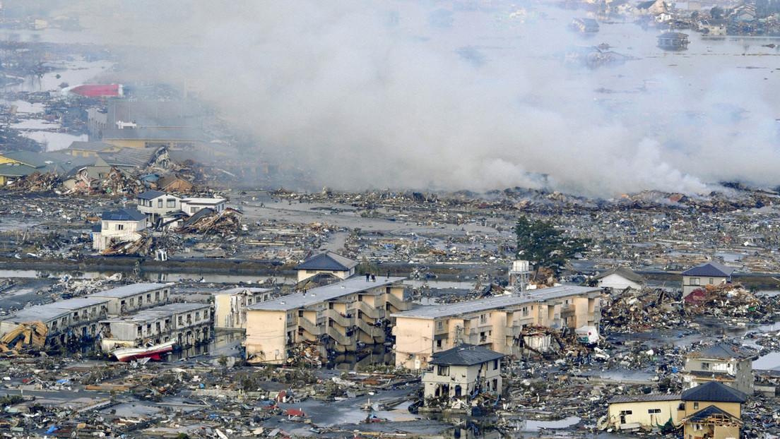 Video Así Fue El Impacto Del Sismo Más Potente De La Historia De Japón Que Duró 6 Minutos Y Provocó Un Tsunami Y La Catástrofe Nuclear De Fukushima Rt