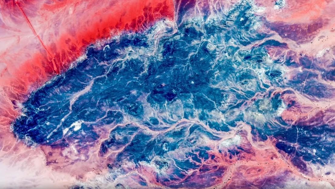 VIDEO: Google muestra más de 1.000 nuevas imágenes de los paisajes más espectaculares de la Tierra vistos por satélites