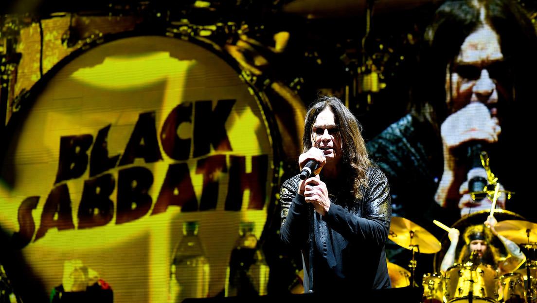 FOTO: Identifican a la misteriosa figura del mítico primer álbum de Black Sabbath 50 años después de su lanzamiento y esta rompe el silencio