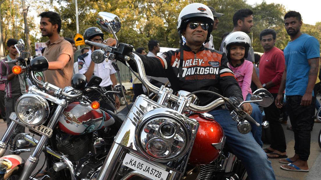 La India reduce aranceles a la icónica motocicleta Harley-Davidson en vísperas de la visita de Trump y de un posible acuerdo comercial