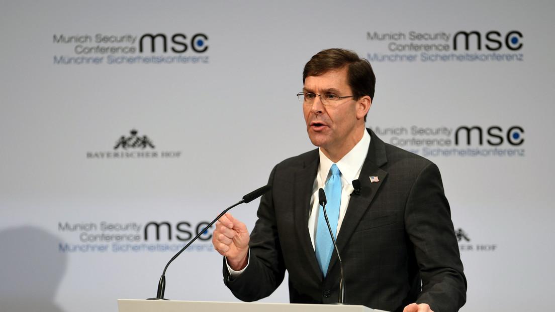 El jefe del Pentágono alienta a sus socios de la OTAN a desarrollar una tecnología 5G alternativa a la china