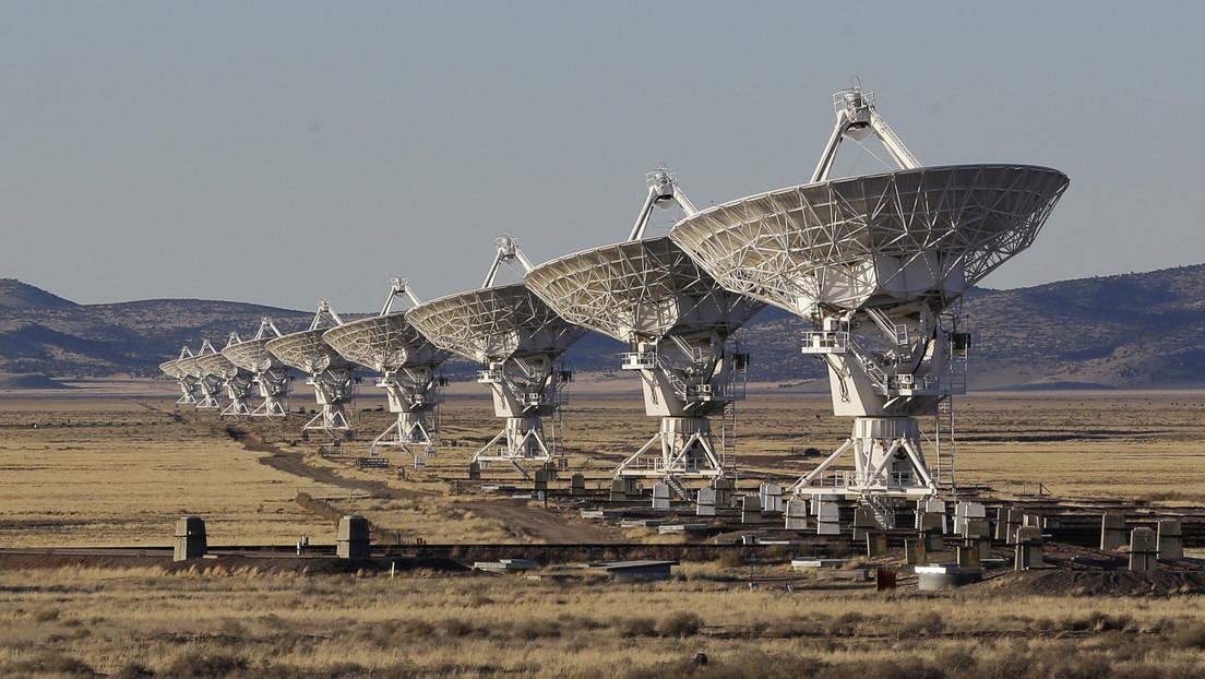 Científicos buscarán vida extraterrestre con el uso de la red de masivos radiotelescopios de EE.UU.