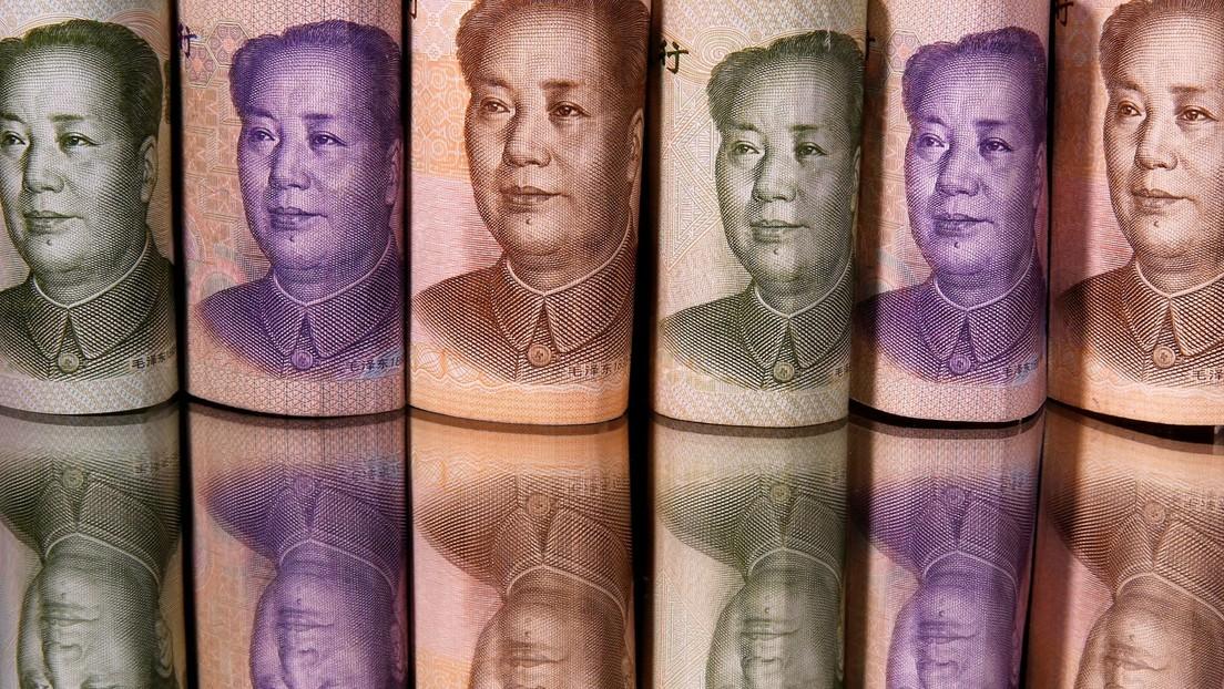 El proceso para desinfectar billetes en China por prevención de coronavirus