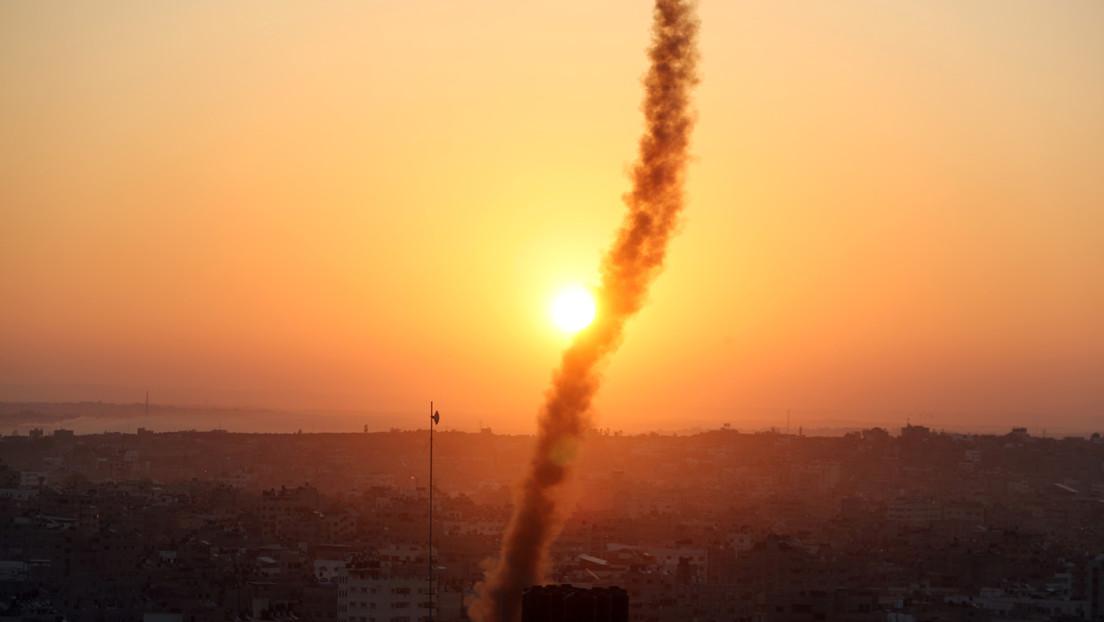 Israel denuncia un ataque contra su territorio con dos misiles desde la Franja de Gaza
