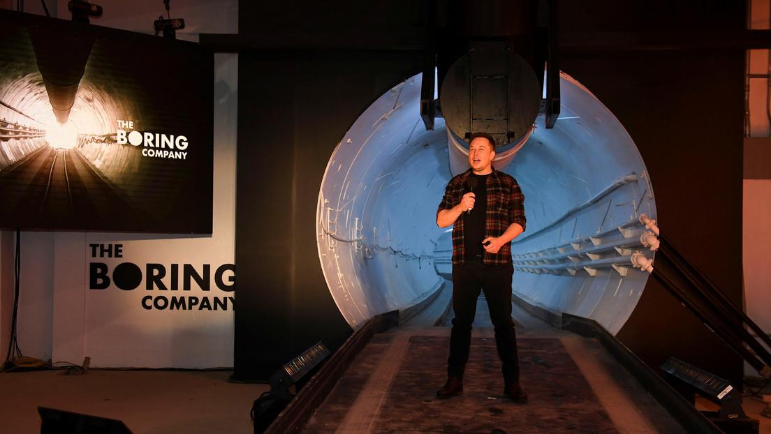 VIDEO: The Boring Company de Musk termina la perforación de un túnel bajo Las Vegas que permitirá viajar a 250 km/h