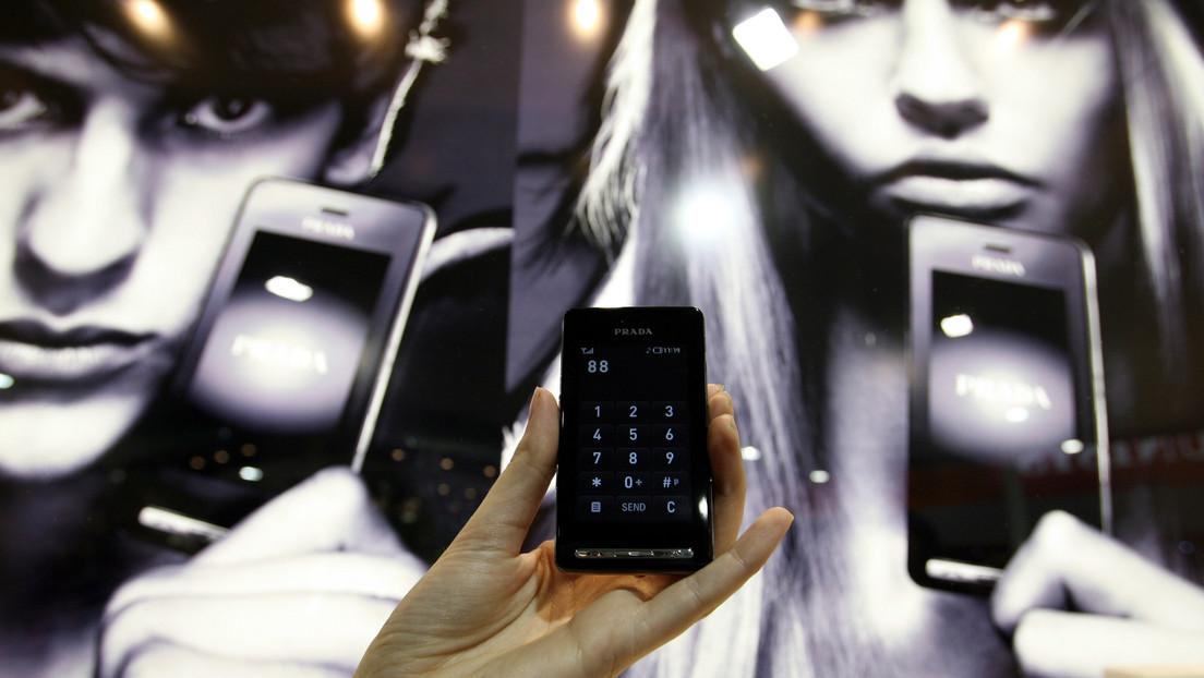Este fue el primer 'smartphone' con pantalla táctil, que llegó antes que el iPhone pero terminó olvidado