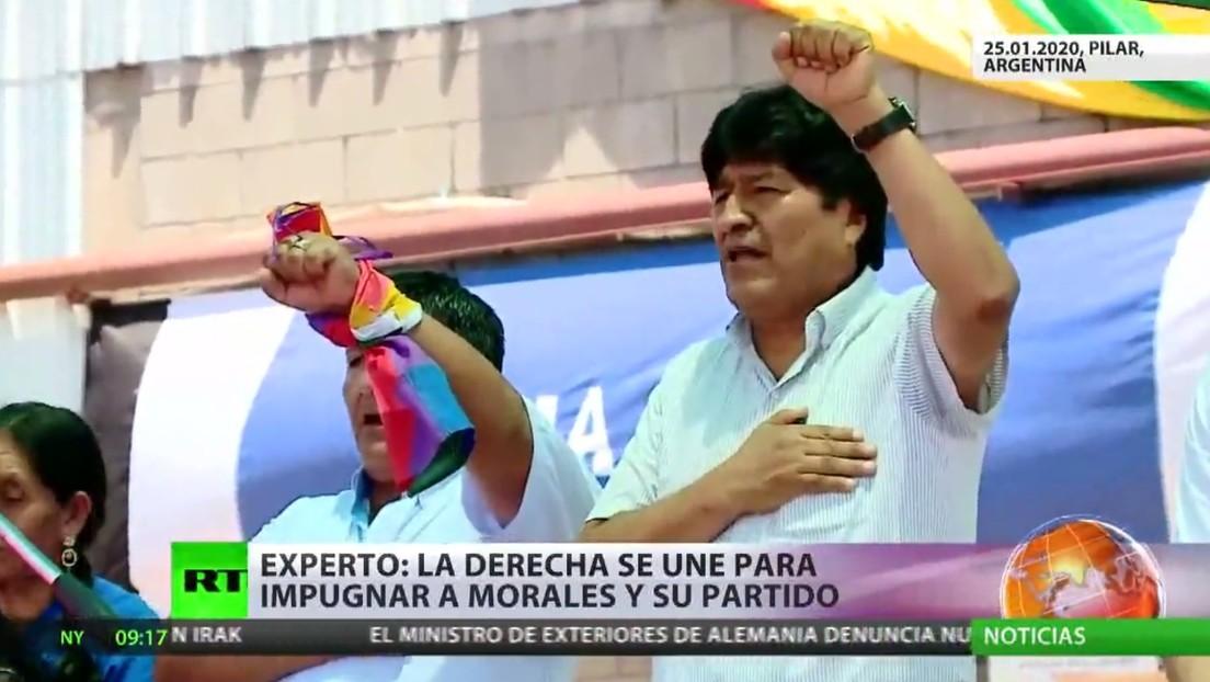 Tribunal Supremo Electoral de Bolivia definirá la próxima semana si autoriza la candidatura de Evo Morales