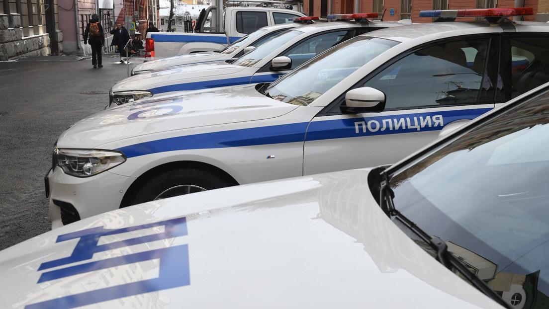 Dos escolares ayudan a detener a un pedófilo en Moscú
