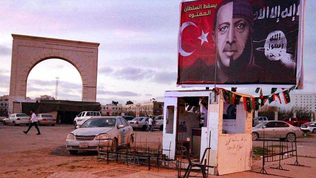 Gobierno provisional libio: las acciones de Turquía en Libia son un intento de conquistar el país