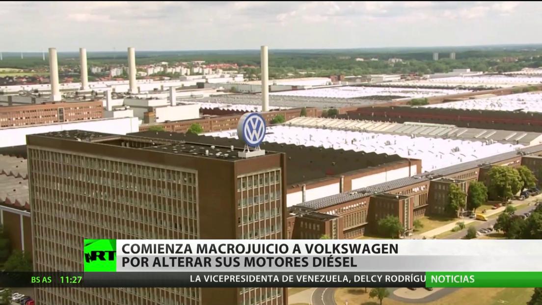 En España comienza el macrojuicio contra Volkswagen por la alteración de sus motores diésel