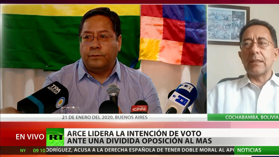 Experto: la oposición al partido MAS en Bolivia no logra superar la división desde hace años