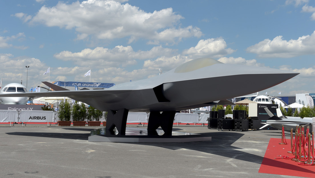 Airbus y Dassault Aviation pactan producir un caza europeo de quinta generación