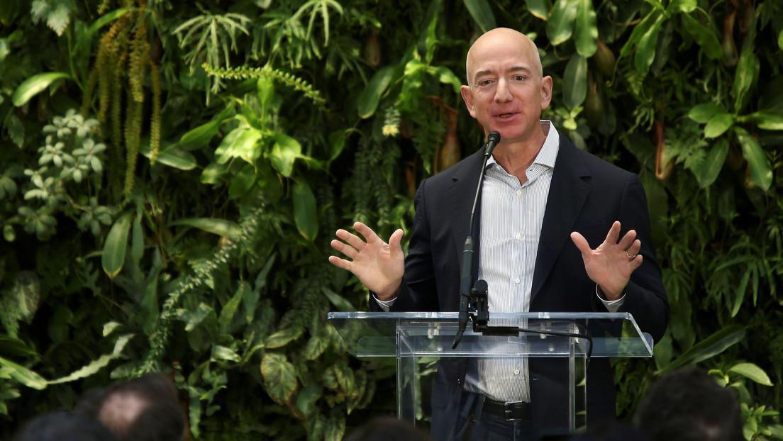 Jeff Bezos, de Amazon, donará 10 mil mdd contra el cambio climático