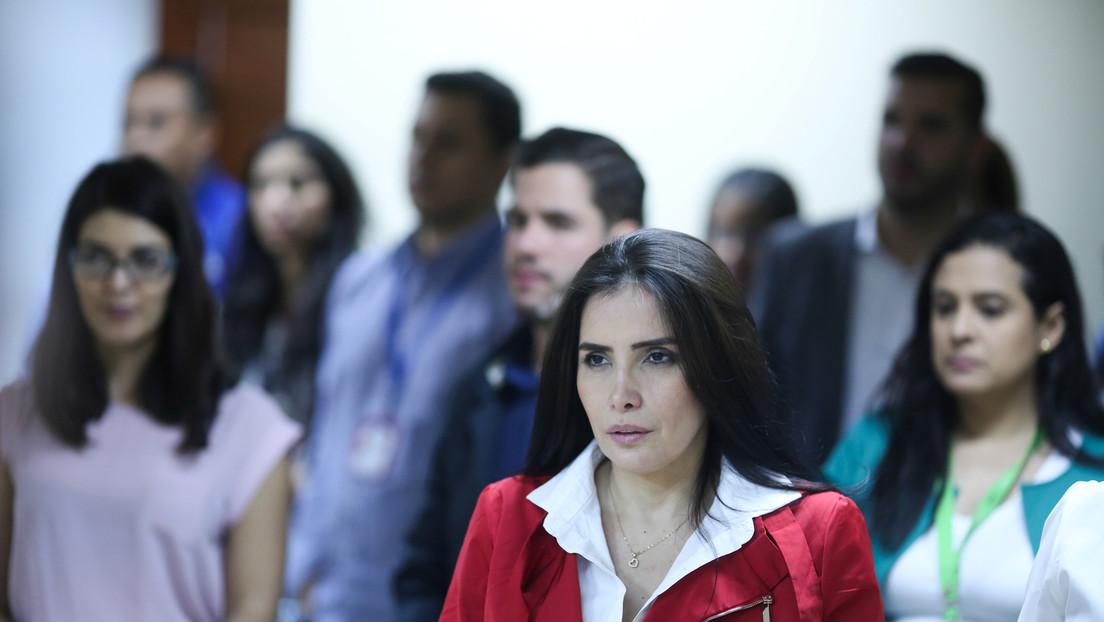 "Excongresista colombiana capturada en Venezuela considera un ""absurdo político"" que Bogotá pida su extradición a Juan Guaidó"