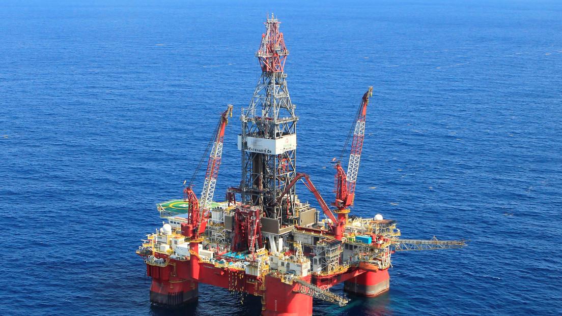La compañía Eni anuncia el hallazgo de un nuevo yacimiento de petróleo en el Golfo de México