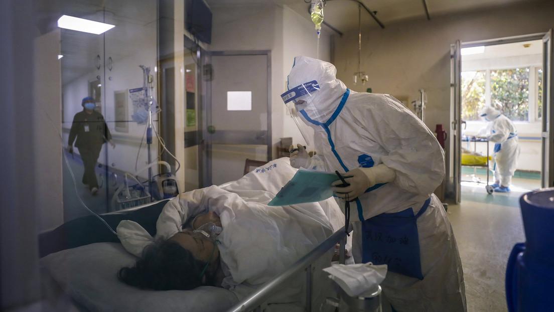 Biopsia pulmonar de un paciente chino que murió del nuevo coronavirus revela daños típicos de SARS