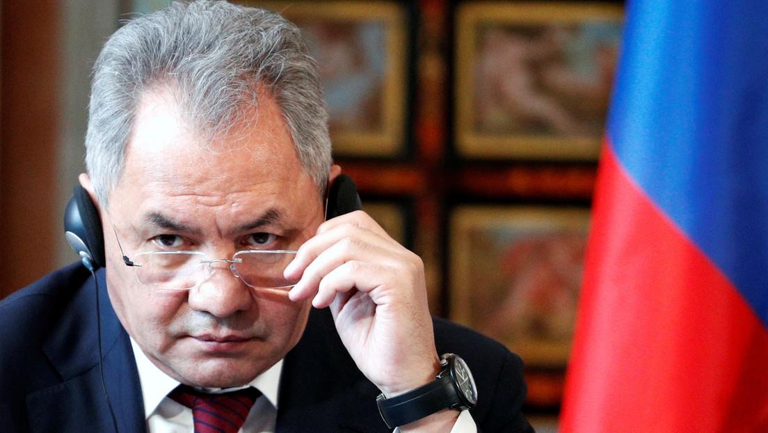"""Ministro de Defensa de Rusia: EE.UU. """"roba abiertamente y con desparpajo"""" el petróleo de Siria"""