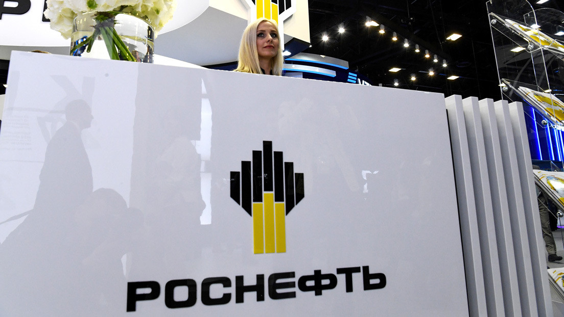 EE.UU. sanciona a una filial de la petrolera rusa Rosneft por comercio con Venezuela