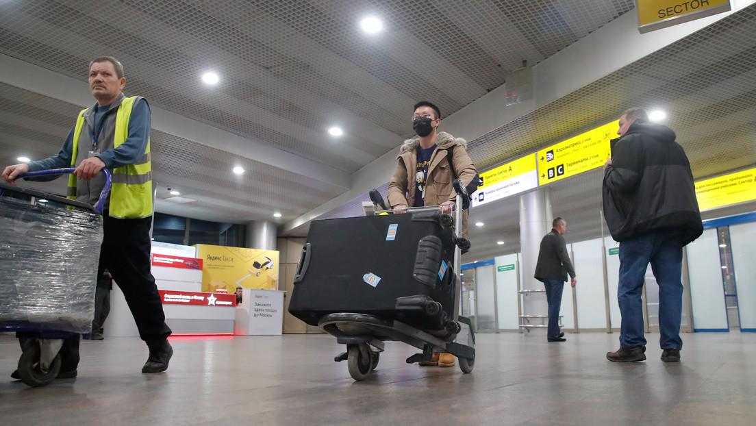 Rusia suspende la entrada al país de ciudadanos chinos a partir del 20 de febrero