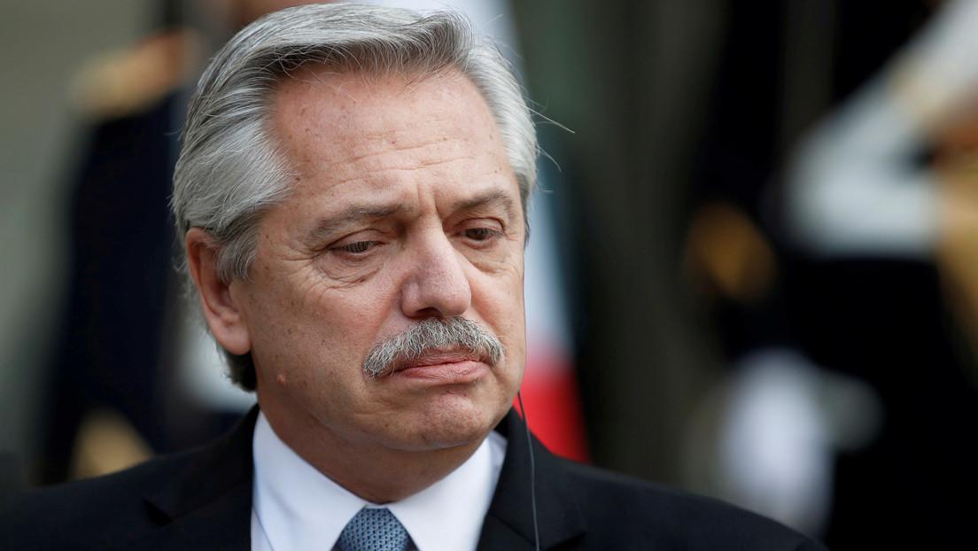 Alberto Fernández reclamó que no haya más
