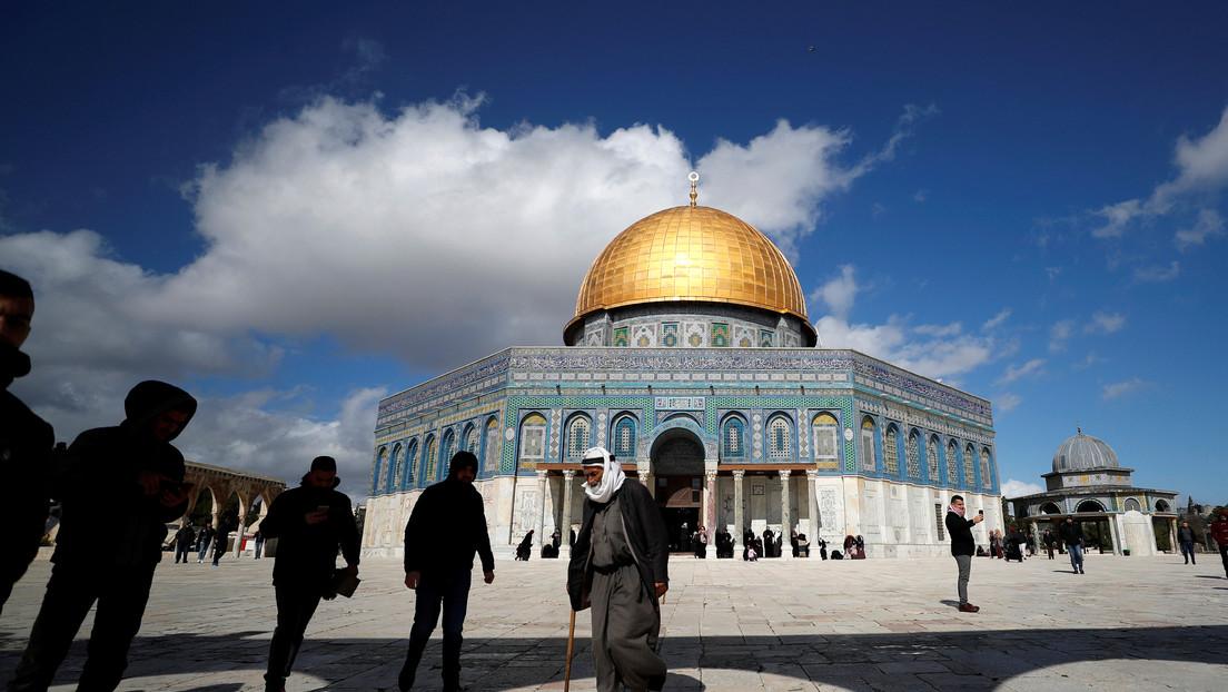 """Detienen a un rabino en la Explanada de las Mezquitas por """"caminar demasiado despacio"""""""
