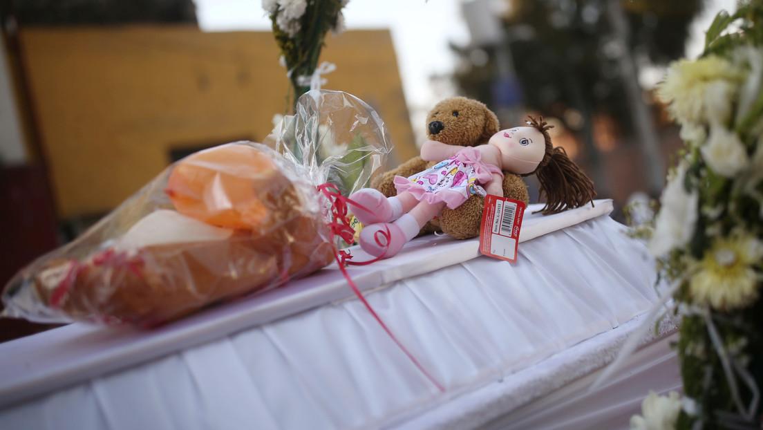 Identifican a la presunta secuestradora de Fátima, la niña de 7 años asesinada en México