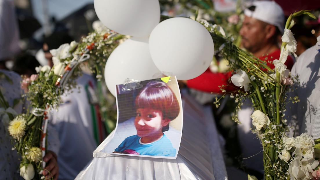 El brutal asesinato de una niña de siete años conmociona a México y reaviva el clamor de justicia ante los recientes casos de feminicidio