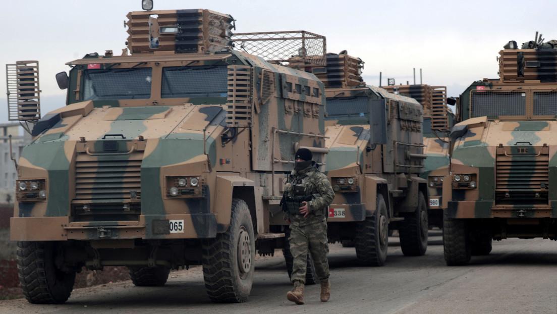 """Erdogan advierte a Siria que una operación militar turca en Idlib solo es """"cuestión de tiempo"""""""
