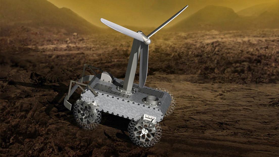 La NASA repartirá 30.000 dólares en premios a quienes desarrollen un sensor para un vehículo explorador que será enviado Venus