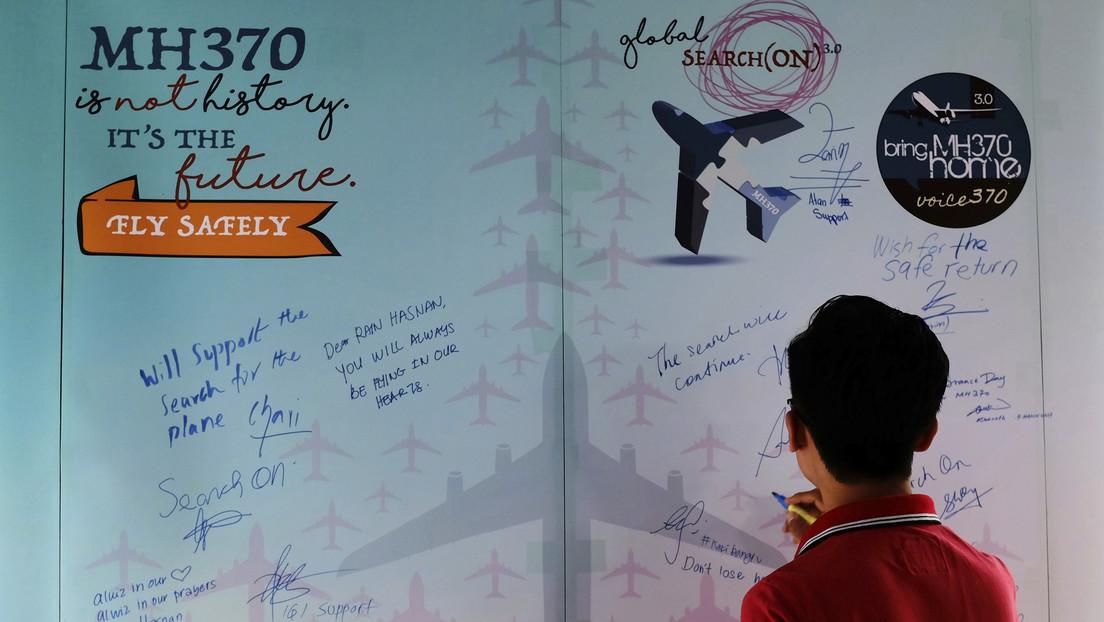 El ex primer ministro australiano: Malasia creyó que el MH370 se perdió debido al suicidio del piloto