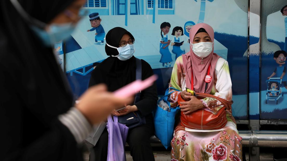 Irán registra los dos primeros casos del coronavirus