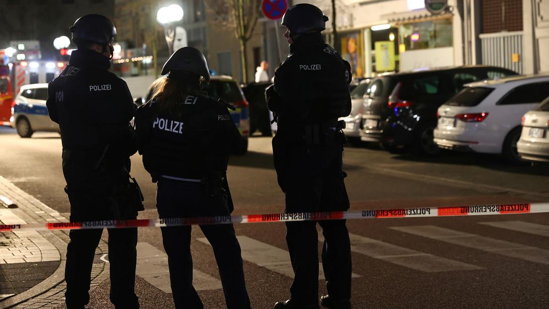 Dos tiroteos en la ciudad alemana de Hanau dejan varios muertos