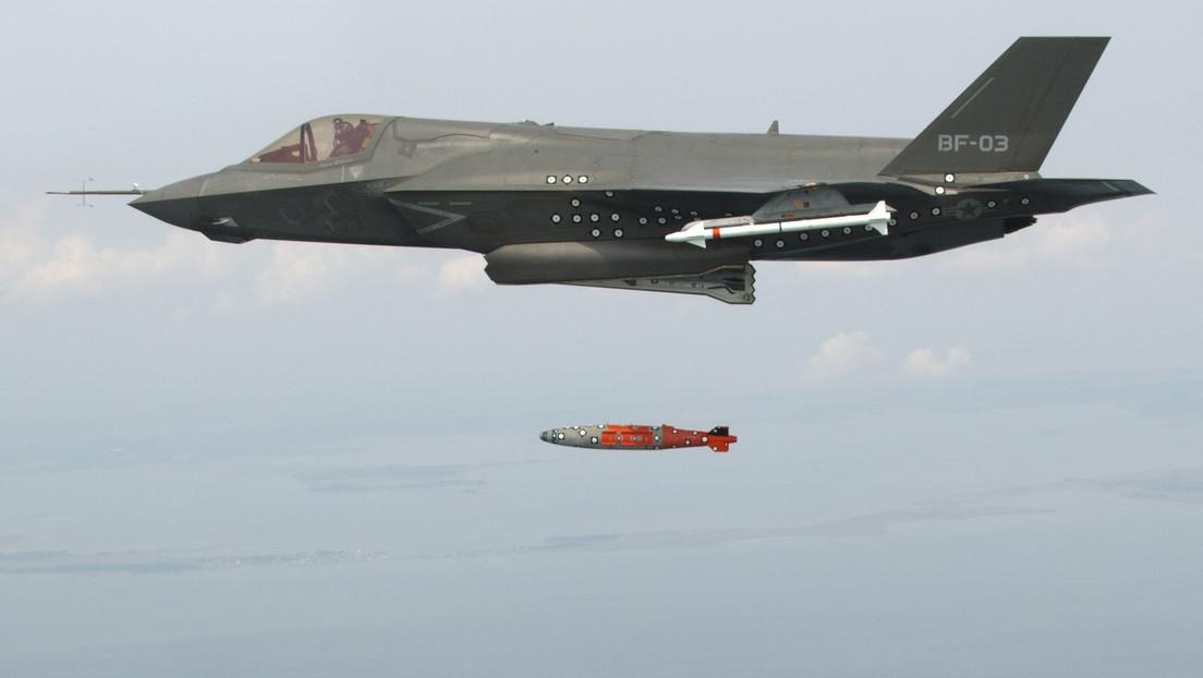 ¿Cuánto cuesta cada misil o bomba que EE.UU. lanza desde el aire?