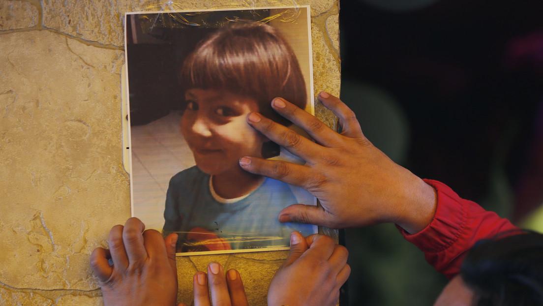 Autoridades de México detienen a los presuntos feminicidas de la niña Fátima