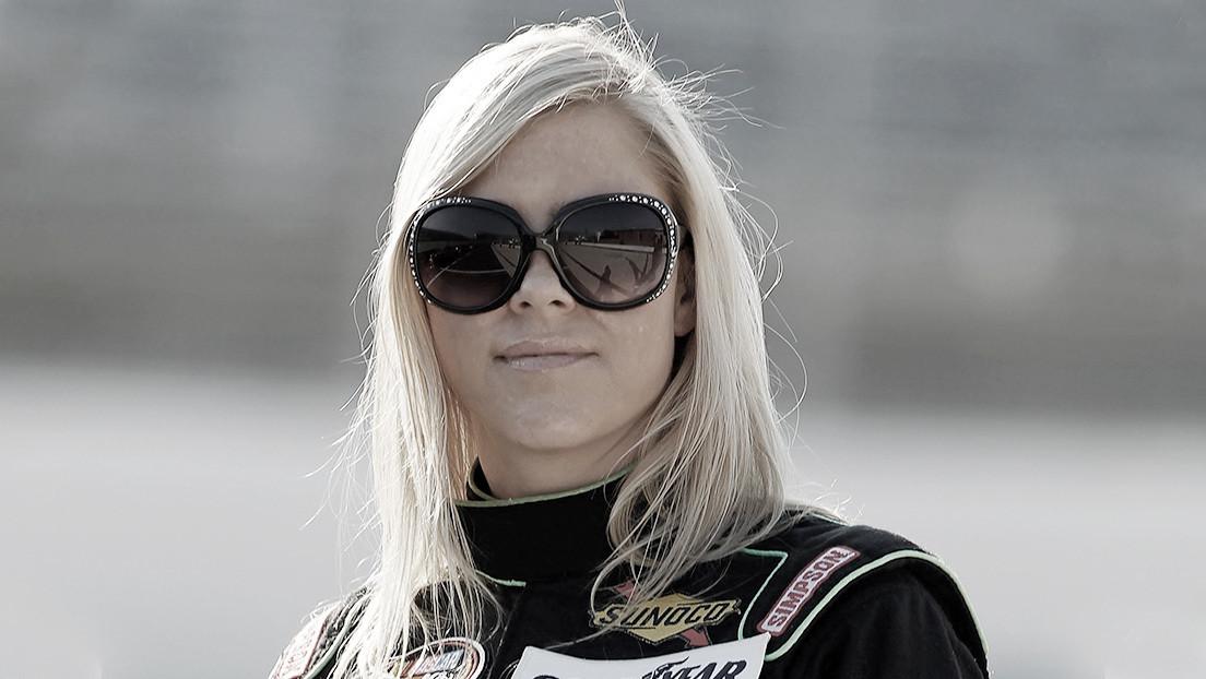Muere una expiloto de NASCAR a los pocos días de salir de la cárcel