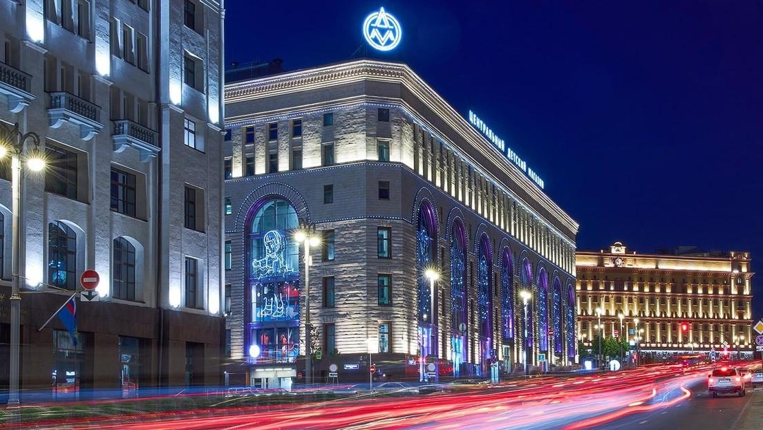 La modernización urbanística convierte a Moscú en una ciudad de ensueño