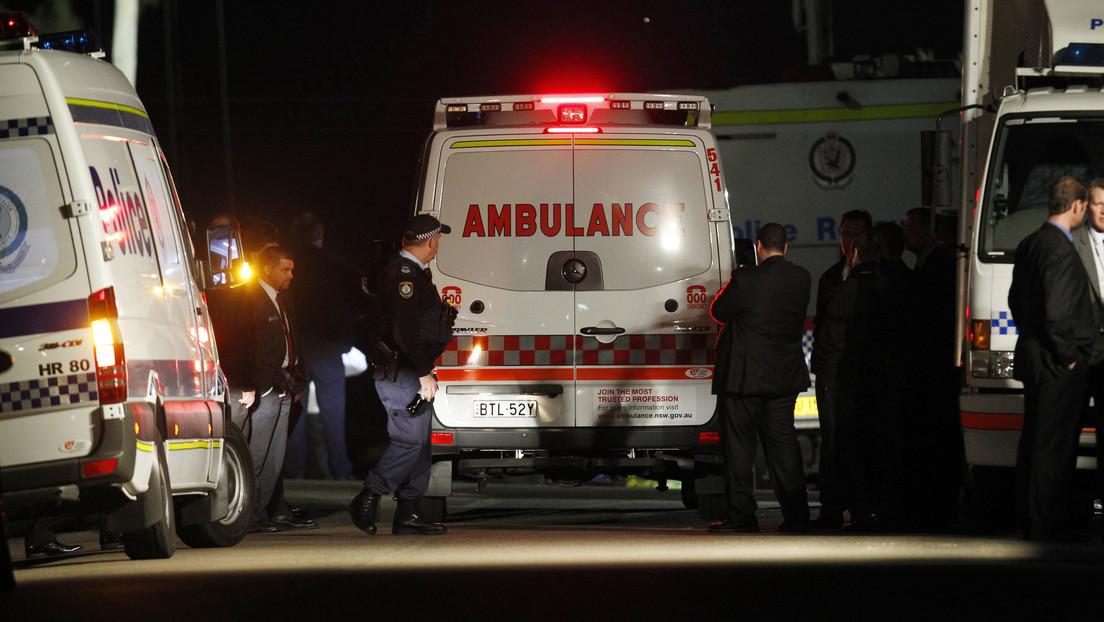 Dos muertos y decenas de heridos al descarrilar un tren de alta velocidad en Australia (FOTO, VIDEO)