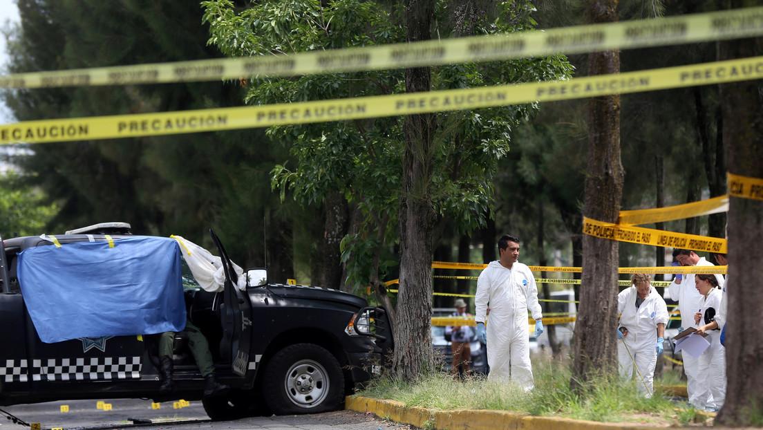 Asesinan a cuatro miembros de una familia al interior de su casa en México