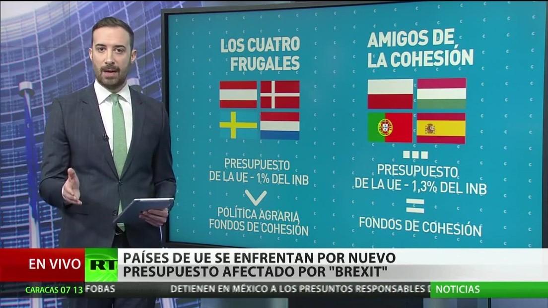 Países europeos se enfrentan a la elaboración del nuevo presupuesto tras el Brexit