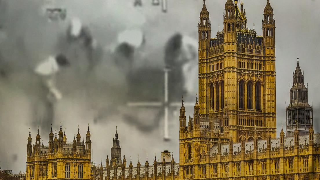 Proyectan sobre el Parlamento británico el video del ataque contra civiles iraquíes desvelado por Wikileaks