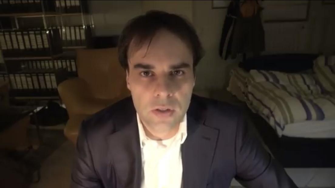 """El autor del tiroteo en Alemania dejó un video con """"un mensaje personal para todos los estadounidenses"""""""