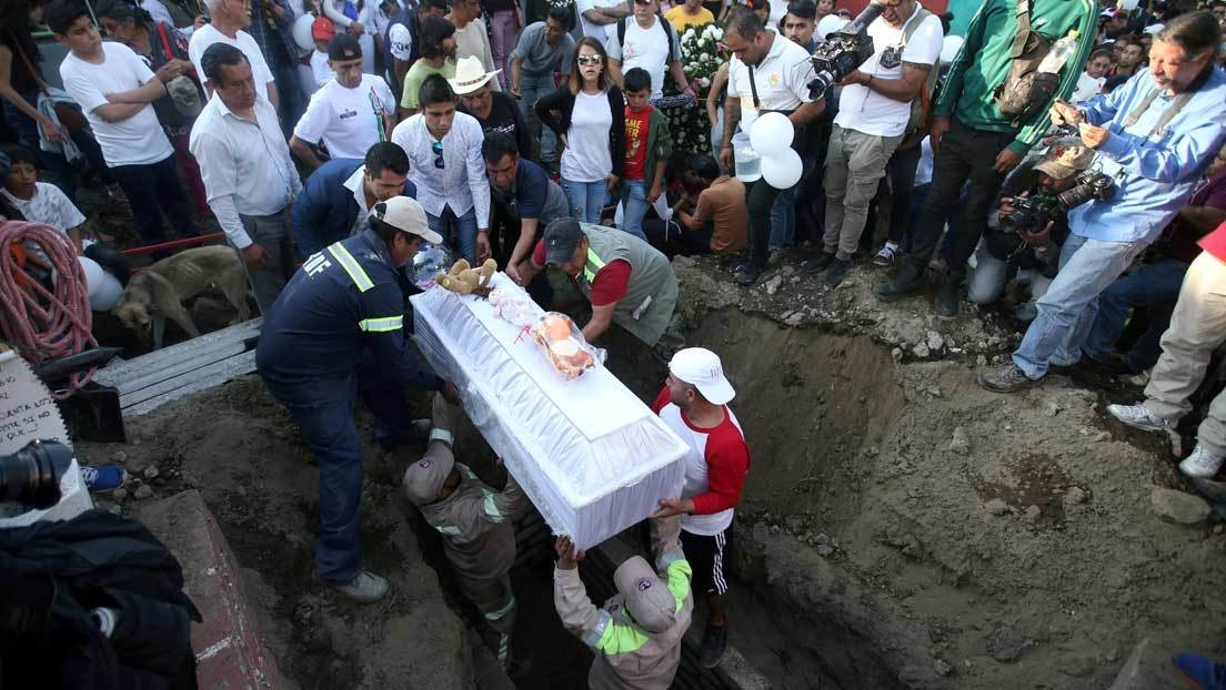 """Las autoridades mexicanas afirman que el femicidio de la pequeña Fátima """"no fue por dinero"""""""