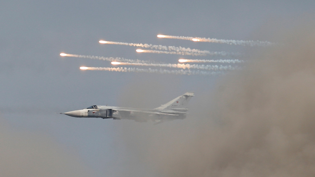 Rusia bombardea a los grupos armados que atacaron al Ejército sirio en Idlib con apoyo de Turquía