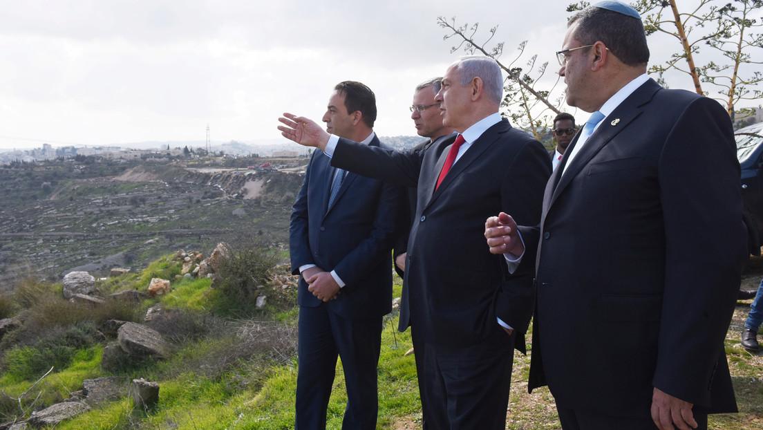 Netanyahu anuncia la polémica construcción de miles de casas en el Jerusalén Este ocupado