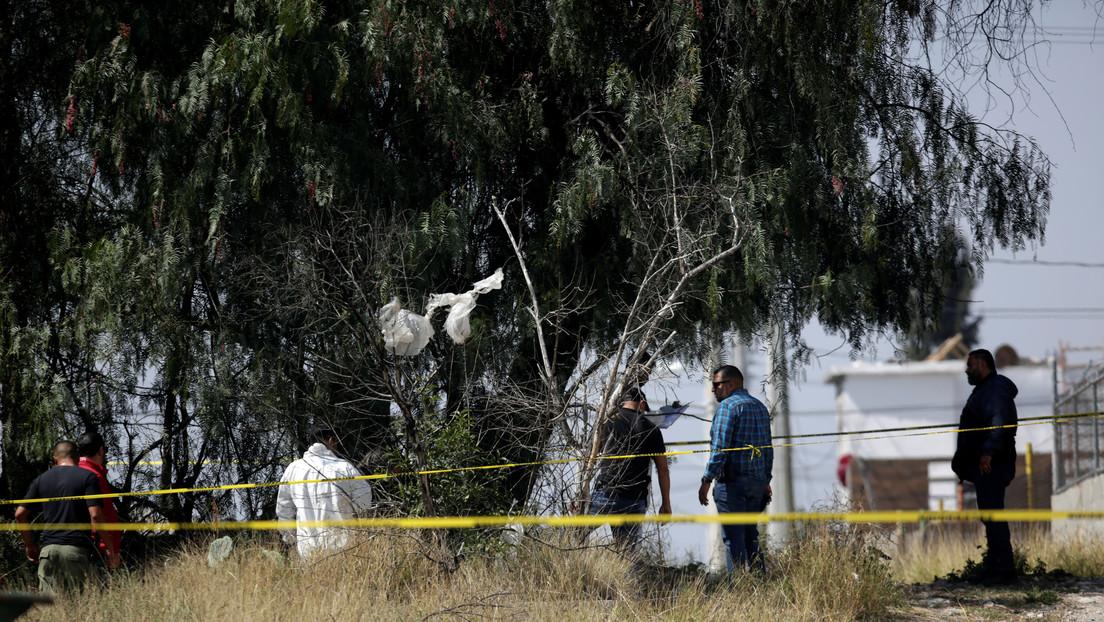 Una mujer simula el rapto de su bebé en México y después admite que arrojó el cuerpo de la niña en un lote baldío
