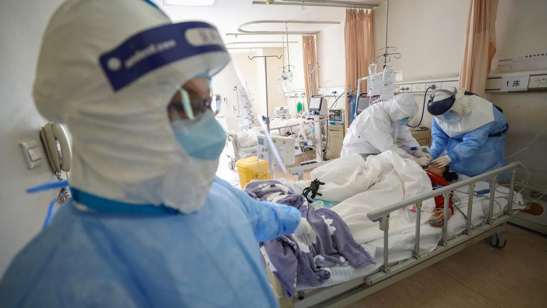 Ascienden a más de 2.200 las víctimas mortales por el coronavirus