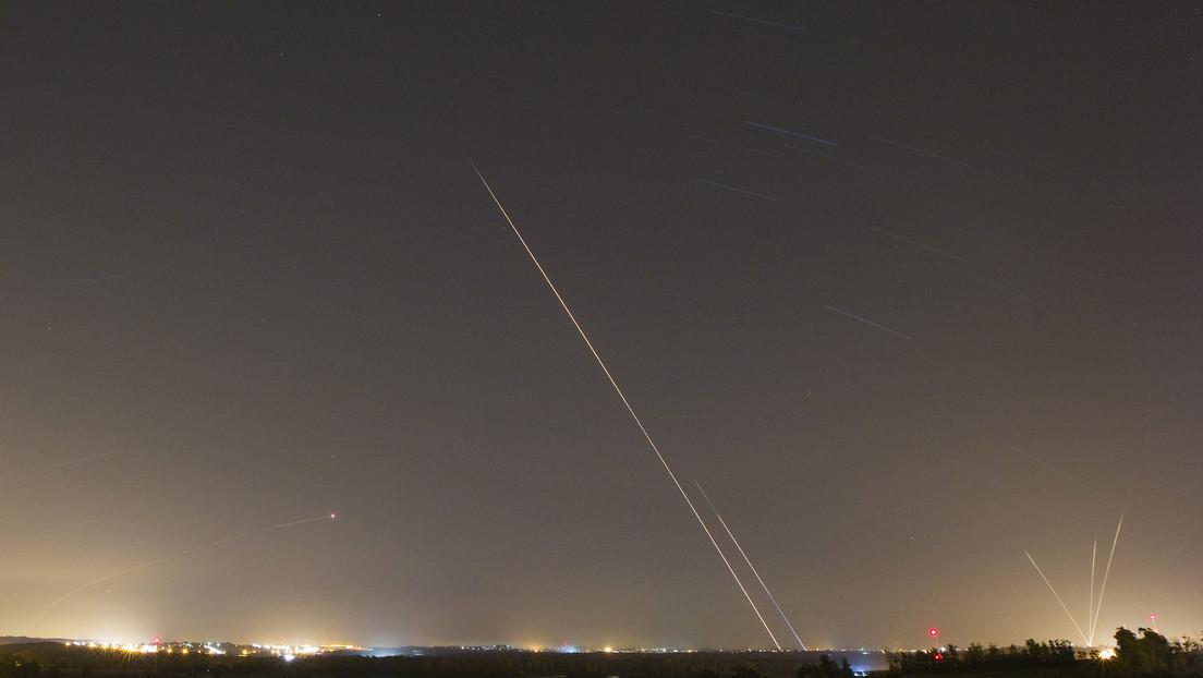 Arabia Saudita intercepta varios misiles lanzados desde Yemen