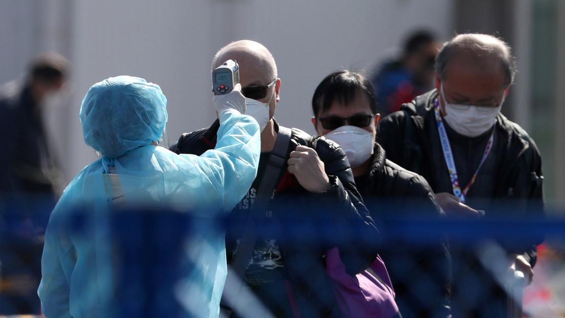 Se registran brotes de coronavirus en dos cárceles de China con más de 200 nuevos infectados