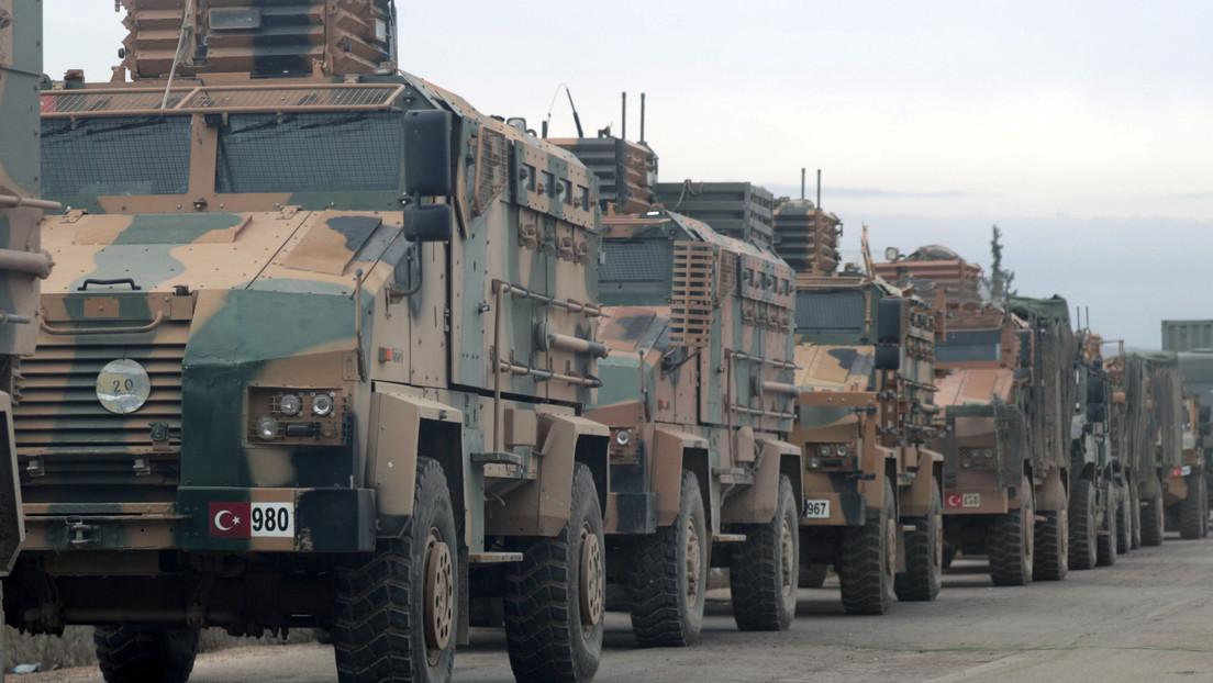 Erdogan: Turquía mantendrá su presencia militar en Idlib