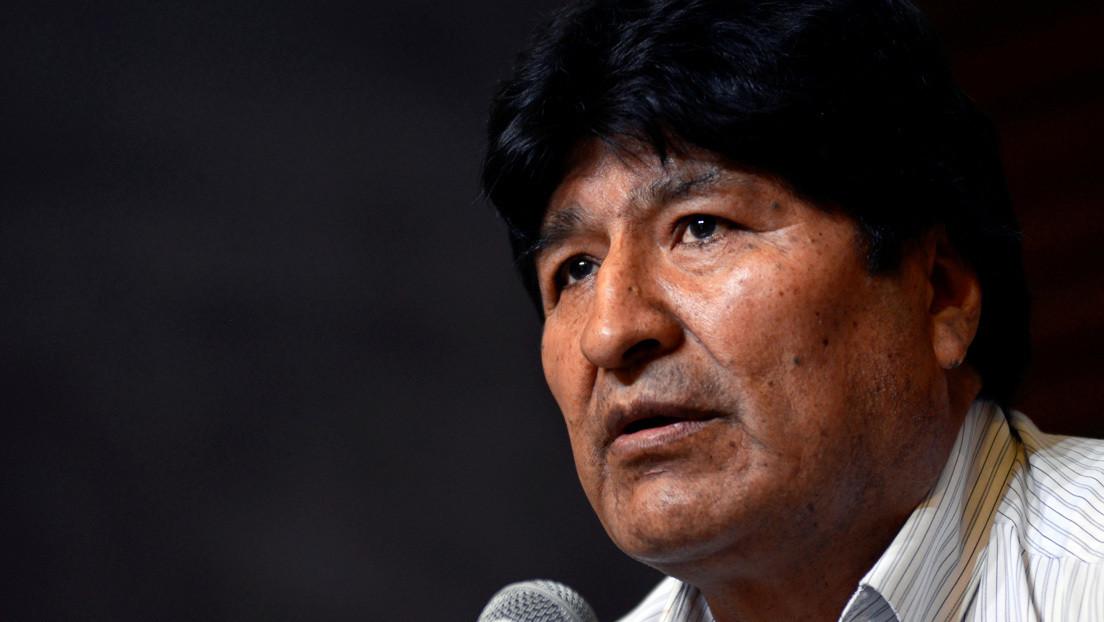 """VIDEO: Evo Morales apelará su inhabilitación como candidato al Senado de Bolivia al considerarla """"un error jurídico"""""""